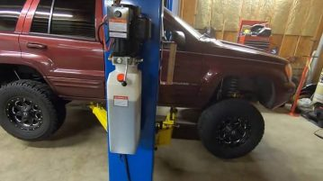 Jeep Lift Kit Installation