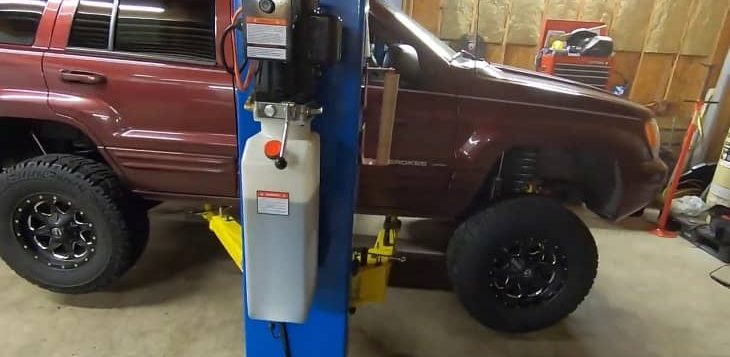 Jeep Lift Kit Installation